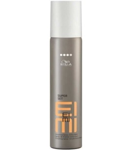 Wella Eimi Super Set Spray De Finition Extra Fort De 300 Ml