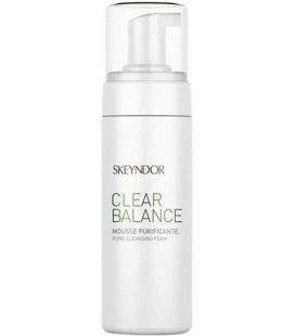 Skeyndor Clear Balance Mousse Purifiant Peaux Graisses 150 ML