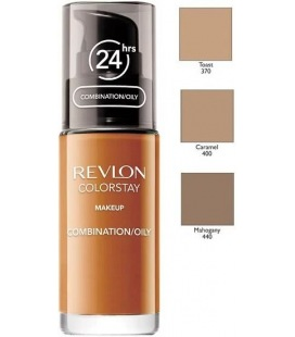 Revlon Base de Maquillage ColorStay peaux mixtes/Grasses SPF15