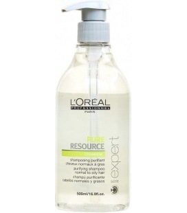 Shampooing L'oréal Pure Ressource 500ml