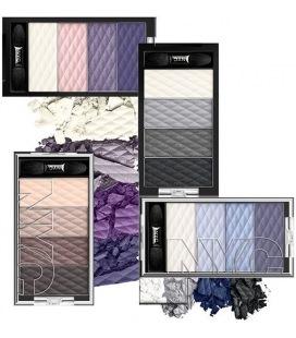 Nyc Hd Color Quattro Eyeshadow Palette