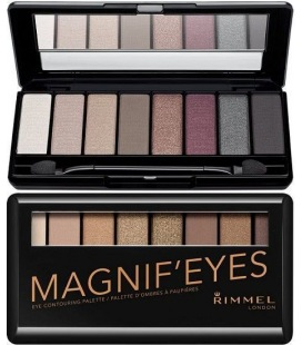 Rimmel Magnif'eyes Palette D'ombres