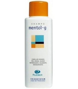 Rueber Shampoing Menthol-G 220 Ml