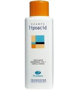 Rueber Lipoacid Shampooing Antipelliculaire 220 Ml