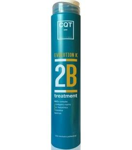 2B Traitement de l'Évolution de K CQT 400 ml