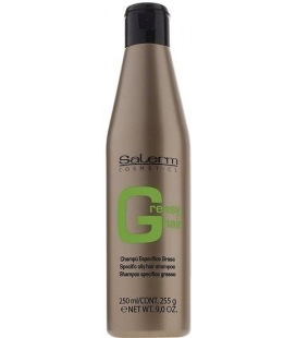 Sharh Shampooing Cheveux Gras Anti-Gras 250 ml