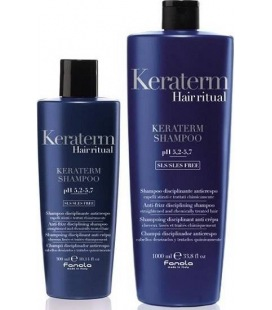 Shampooing Fanola Keraterm Cheveux Rituel