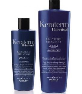Shampooing Fanola Keraterm Cheveux Rituel