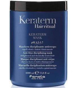 Masque Fanola Keraterm Cheveux Rituel 1000ml