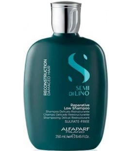 Shampooing, conditionneur de Restructuration, Semi Di Lino Alfaparf 250 ml