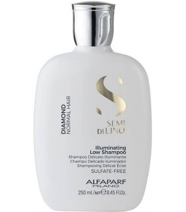 Shampooing Illuminant Semi Di Lino Alfaparf 250 ml