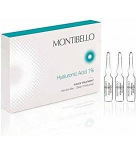L'acide Hyalurónico 1% Montibello 7x 2 ml