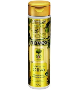 Novex Huile d'Olive, Shampooing 300 ml