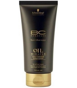 Schwarzkopf Huile Miracle d'Or Shine Conditioner 150ml