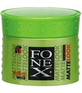 Fonex Cire Coiffante Aspect Mat de la Cire 100 ml