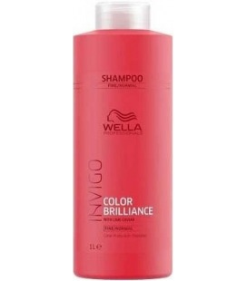 Shampooing Brillance Invigo 1000 ml Wella