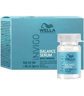 Le sérum anti-perte de cheveux Invigo Wella 8x6ml