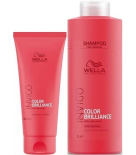 Wella Invigo Brilliance Conditioner