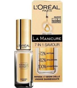 LOreal La Manucure 7-en-1 pour le Traitement des Ongles