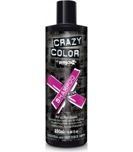 Crazy Color Pink Shampoo 250ml