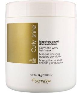 Masque Fanola Bouclés Cheveux Bouclés Briller 1000ml