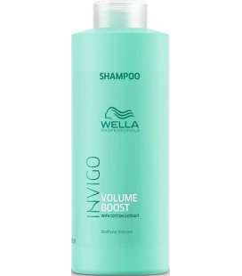 Wella Invigo Boost de Volume Shampoo 1000ml