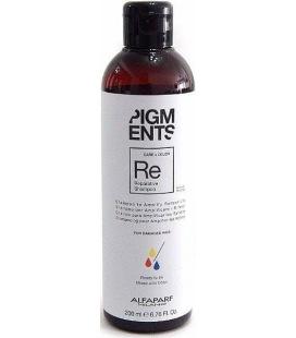 Alfaparf Pigments Shampooing Réflexes Réparateur 200ml