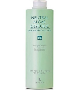 Lendan Algas Glycolic Shampooing Neutre 1000ml