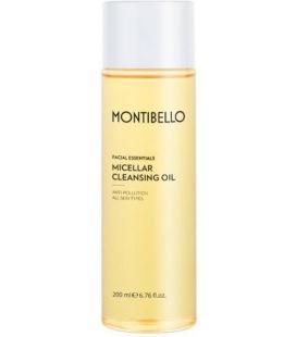 Montibello Huile Nettoyante Micellaire 200ml