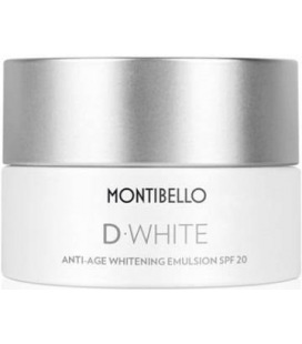 Montibello D-Émulsion Blanche Antitarnish SPF20 50ml