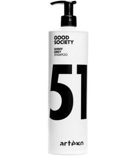 Artego Bonne Société 51 Brillant Gris Shampooing 1000ml