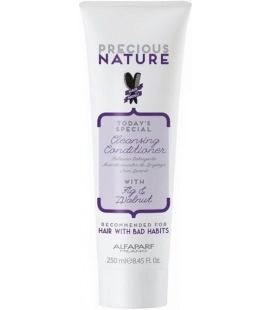 Alfaparf Précieux de la Nature Cleasing Conditionneur de Cheveux Avec de Mauvaises Habitudes de 250 ml