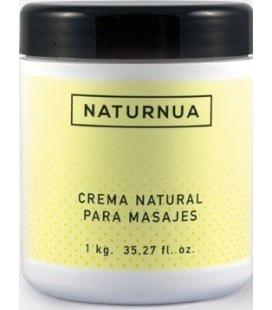 Naturnua Crème de Massage Naturelle de 1kg