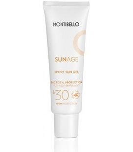 Montibello Soleil de l'Âge de Sport Sun Gel SPF 30 50ml
