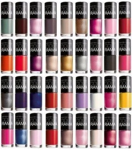Maybelline Colorama Vernis Colorshow