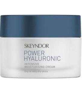 Skeyndor Puissance Hyaluronique Crème Hydratante Intensive De La Peau Sèche