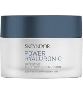Skeyndor Puissance Hyaluronique Hydratant Émulsion Intensif de la Peau Normale Mixte 50ml
