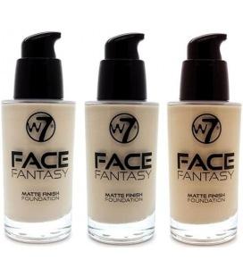 W7 Base De Maquillage Pour Le Visage Fantasy Mat