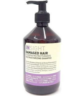 Insight Shampoo Damaged Hair Restructurante