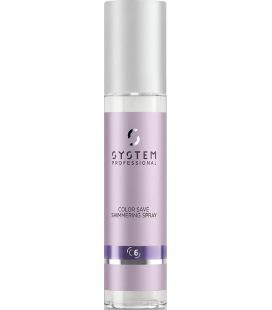 Système de Couleur de qualité Professionnelle Enregistrer Chatoyantes Spray 40ml