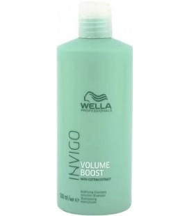 Wella Invigo Volume Boost Shampoing 500 ml