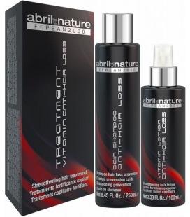 Abril et Nature du Traitement de la Vitamine Anti-Perte de cheveux