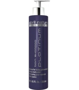 Abril et Nature Bain Shampoo Platinum 250ml