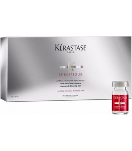 Kérastase Type de Cure Anti-Chute Intensif 10x6ml