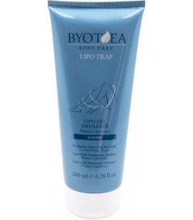 Byothea Soins du Corps Lipo Gel Drainant Jambes 200ml