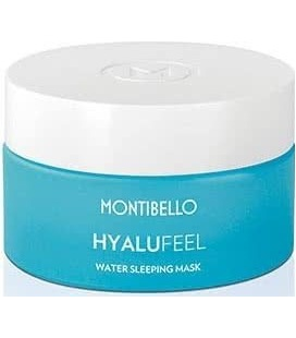 Montibello Hyalufeel de l'Eau Masque de Sommeil 50ml