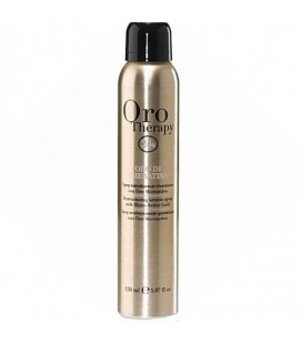 Fanola Pulvérisation Restructuration keratin Oro Therapy 150 ml.