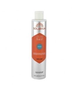 Alfaparf Solarium Nourrissante, Adoucissante Shampooing 250ml Shampooing Nourrissant Adoucisseur d'