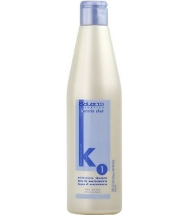 Sharh Shampooing Keratin Shot salerm technique 500 ml