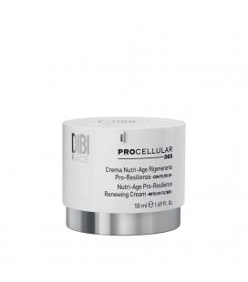 Dibi Milano Pro-Cellulaire 365 Crème Nutri-Âge Régénérant Pro-Resilienza Avec Filtre Uv 50 ml